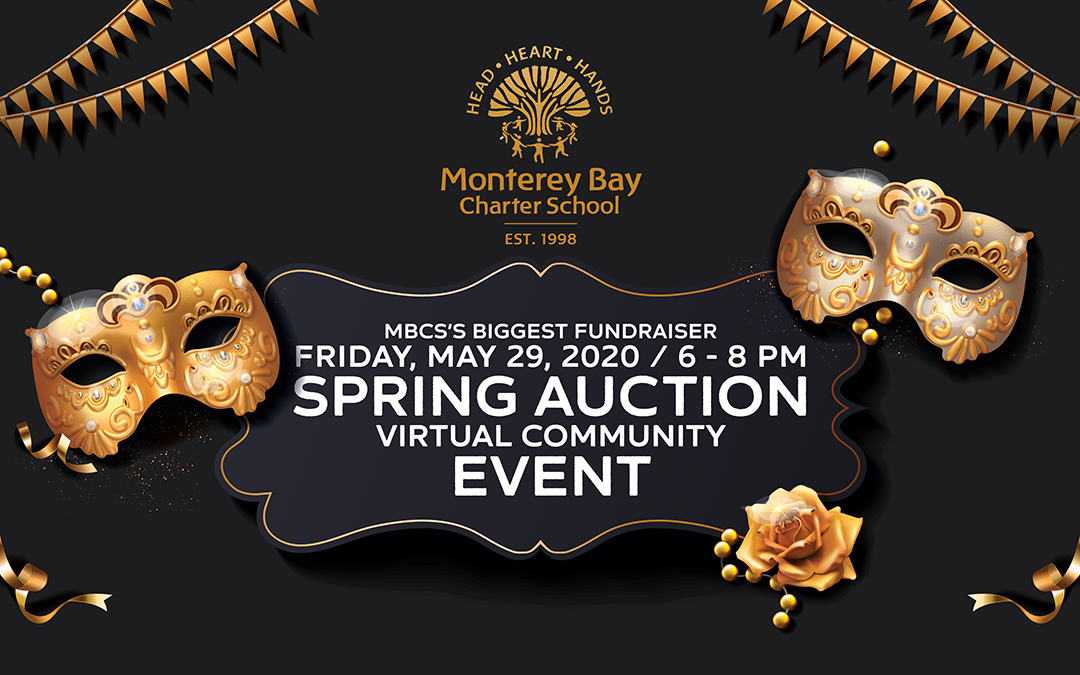 Virtual Spring Auction